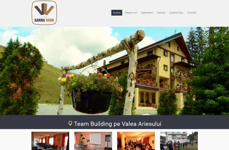 Team building Valea Ariesului