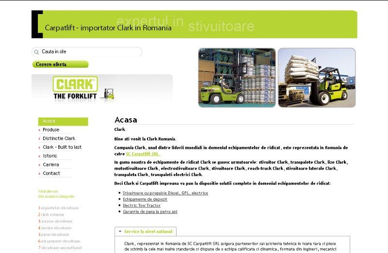 Clark Romania